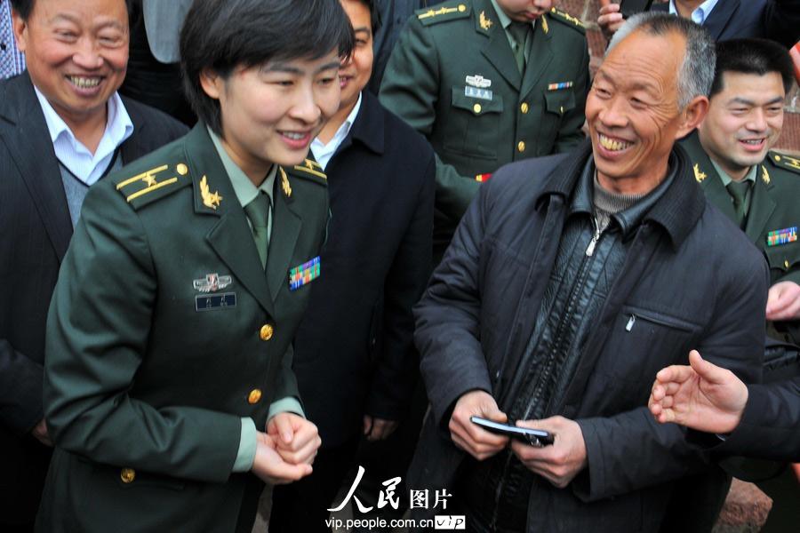 河南林州:航天英雄刘洋成为红旗渠形象大使【6】