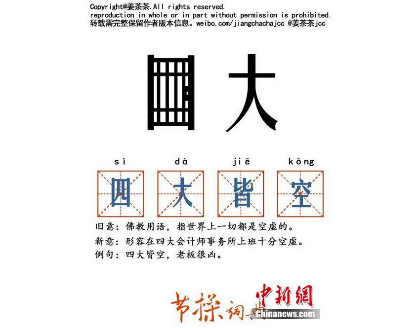 南大美女创作节操词典 称应规范使用词语【4