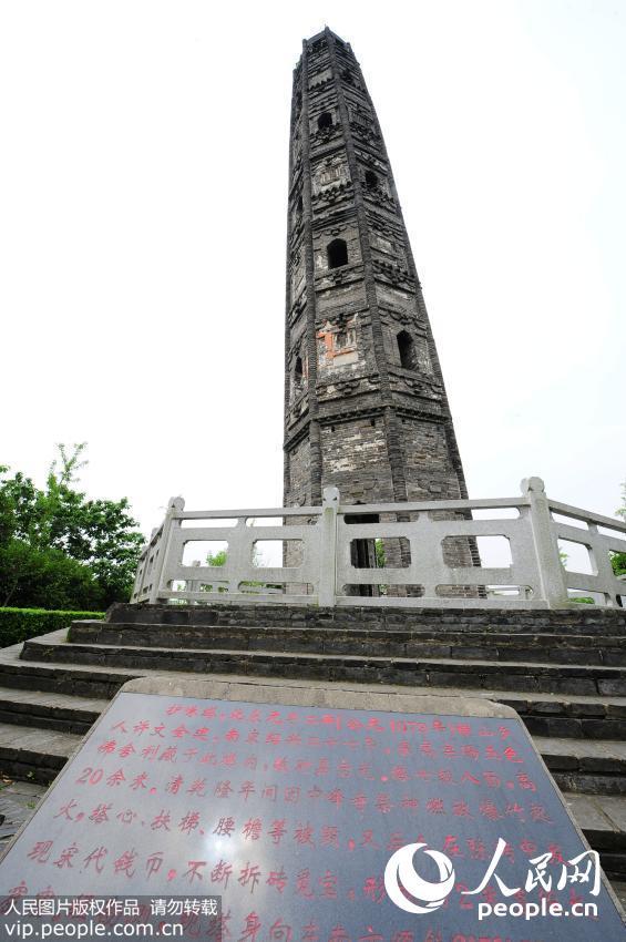 上海护珠斜塔倾斜超比萨斜塔 成为热门旅游点图片 71055 565x850