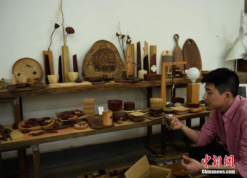 全球收集木头做标本