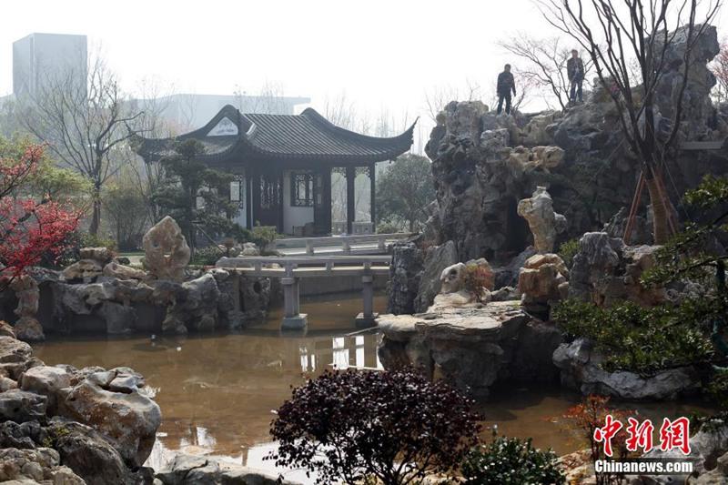 据介绍,本届园艺博览会将太湖生态之美,江南园林之雅,吴地文化之厚,田