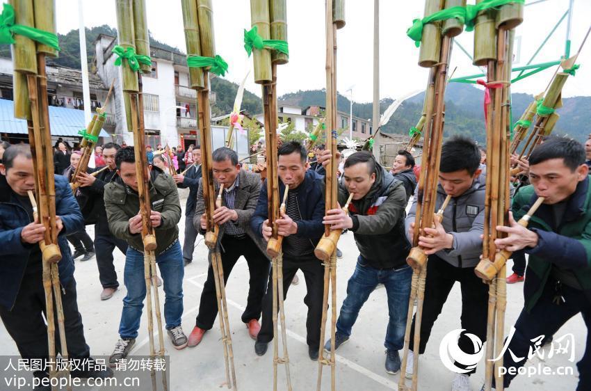 柳州老相片-广西柳州侗寨 热伴节 闹新春图片