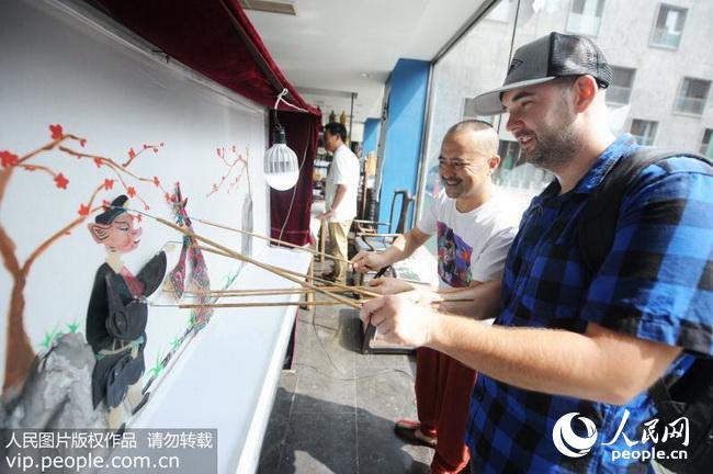 青岛:聚焦齐鲁文化民间体验日(2017.8.7)22版