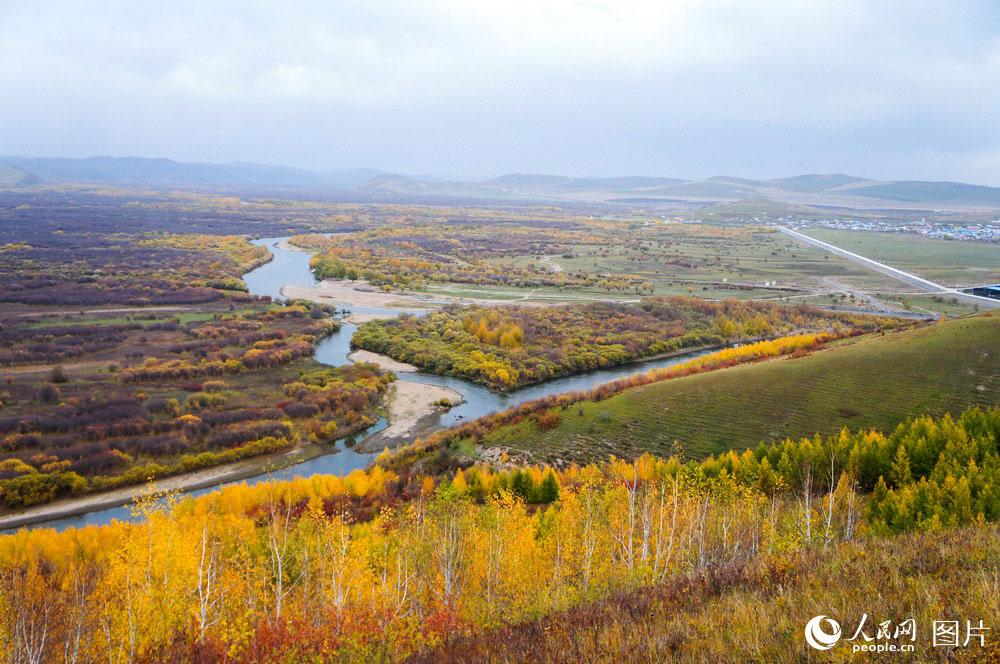 额尔古纳湿地被称为亚洲第一湿地。
