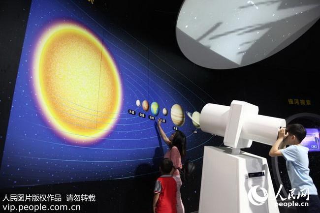 江苏扬州:科技馆里度暑假(2018.7.30)20版