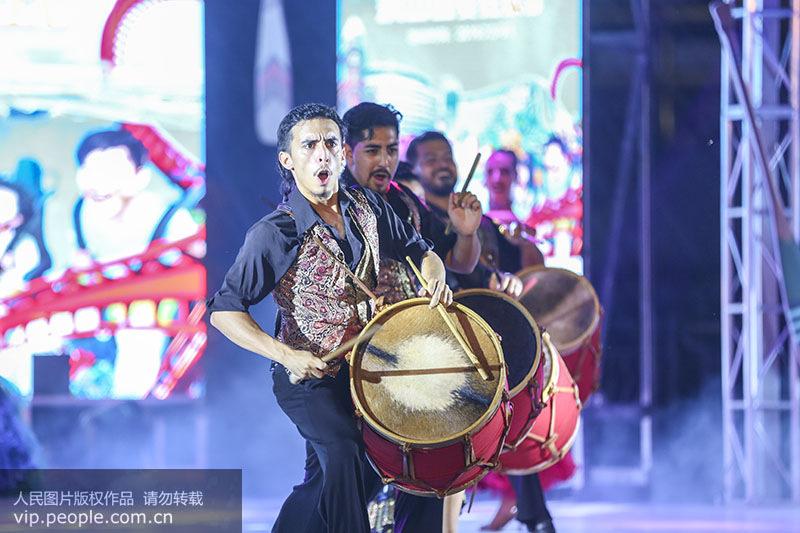 2019佘山盛夏狂欢季暨上海欢乐谷狂欢节盛大启幕