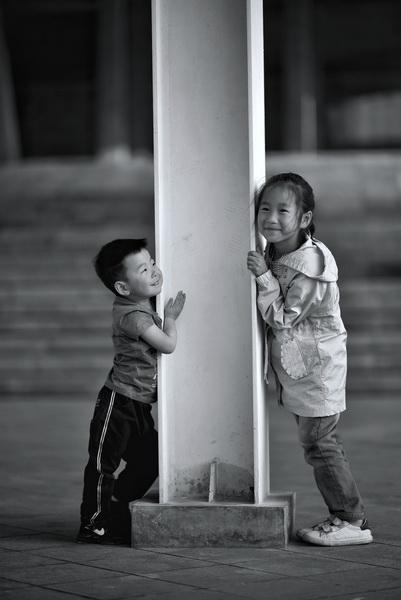微笑是人类的最好的语言